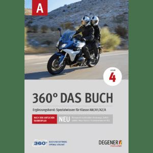360° - Das Buch Motorrad fahren-0