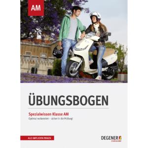 Übungsbogen Moped fahren-0