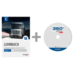 Lernmittel-Set C DiDi 360° DVD-0