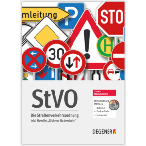 DEGENER Broschüre StVO 2020