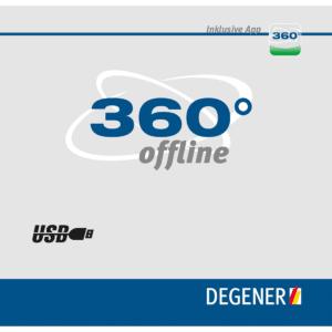 CLICK & LEARN 360° offline USB Deutsch-0