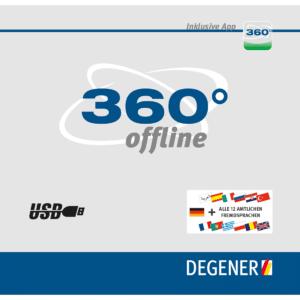 CLICK & LEARN 360° offline USB Fremdsprachen-0