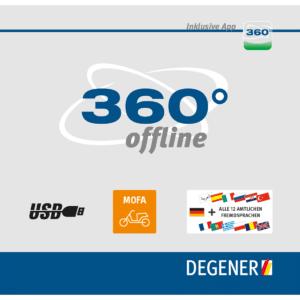 CLICK & LEARN 360° offline USB Mofa-0