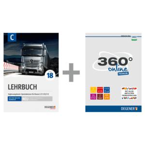Lernmittel-Set C 360° online Premium-0