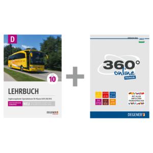 Lernmittel-Set D 360° online Premium-0