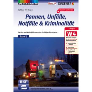 Teilnehmerband 7 Pannen, Unfälle, Notfälle und Kriminalität-0