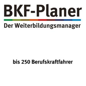 BKF – Planer bis 250 Berufskraftfahrer-0
