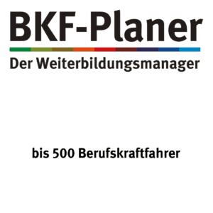 BKF – Planer bis 500 Berufskraftfahrer-0