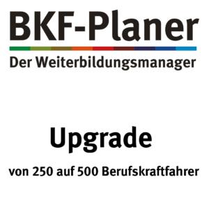 Upgrade BKF-Planer 250 auf 500 Berufskraftfahrer-0