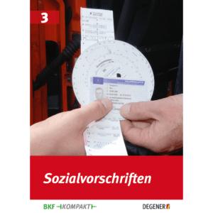 BKF Kompaktband 3 - Sozialvorschriften-0