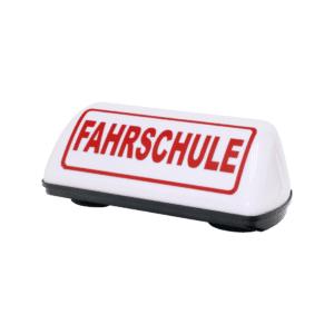 """Dachschild """"Fahrschule"""" kompakt-0"""