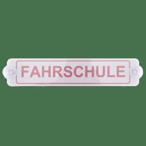 7190-Saugschild-FAHRSCHULE