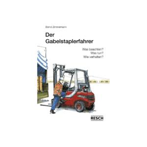 "Broschüre ""Der Gabelstaplerfahrer""-0"