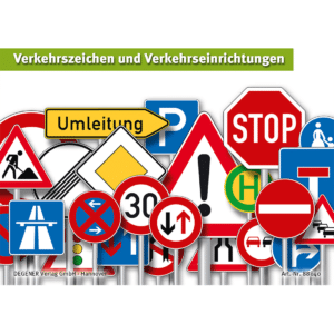 Artikel-Nr. 88040 - Verkehrszeichenkarte
