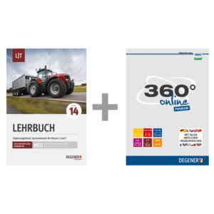 Lernmittel-Set L/T 360° online Premium-0
