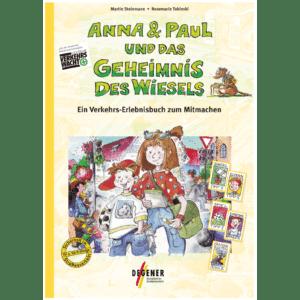 Artikel-Nr. 17001 - Anna & Paul und das Geheimnis des Wiesels