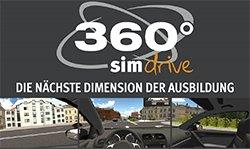 DEGENER Fahrsimulator 360° simdrive