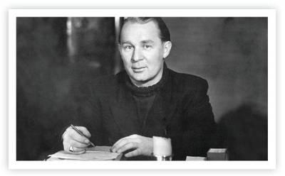 Der Unternehmensgründer Werner Degener