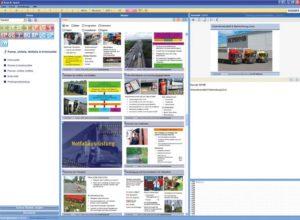 Screenshot SCAN & TEACH BKF
