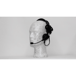 Einseitiges Profiheadset Bluetooth-Funkanlage (zu 77500)-0