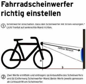 fahrradscheinwerfer-richtig-einstellen