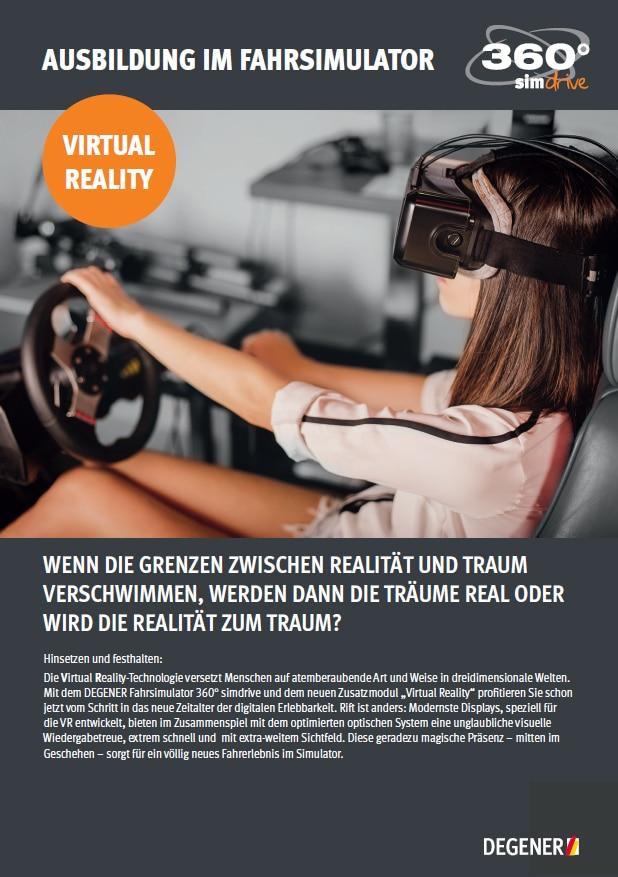 Flyer VR SimDrive