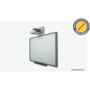 Artikel-Nr. 64970 - Smart Board® Paket 880iE. 77″, inkl. Projektor u. Wandhalterung