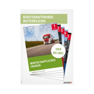 Poster BKF-Weiterbildung - Wirtschaftliches Fahren-0