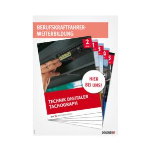 Poster BKF-Weiterbildung - Technik Digitaler Tachograph-0