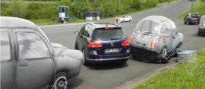 Parkassistenten