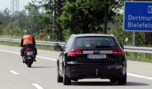 """Zweiradschulung nur noch mit """"geeigneten technischen Einrichtungen"""". © DEGENER"""
