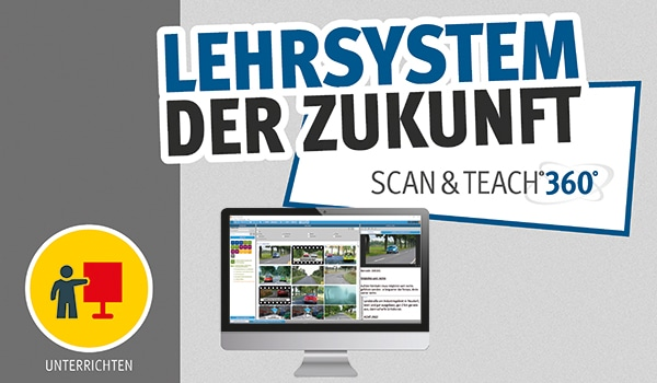 DEGENER SCAN & TEACH 360°