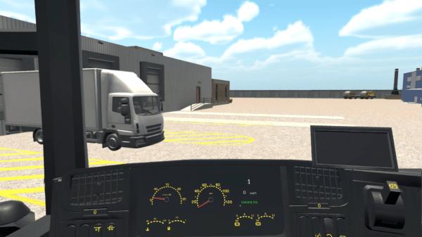 Artikel-Nr. 45232 - 360° simdrive Zusatzmodul Lkw-Rückwärtsfahren
