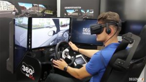 Artikel-Nr. 45284 - 360° simdrive Zusatzmodul Virtual Reality