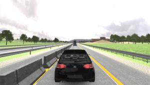 Artikel-Nr. 45330 - 360° simdrive Zusatzmodul Autobahn