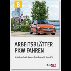 Artikel-Nr. 11684 - Arbeitsblätter Pkw fahren