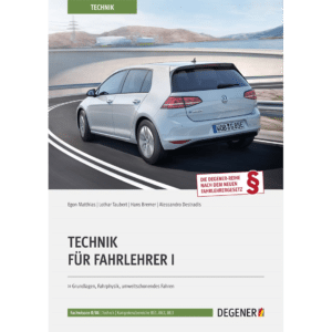 Artikel-Nr. 23806 - Technik für Fahrlehrer I