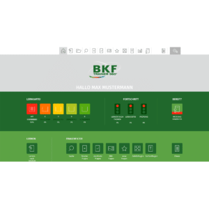 Artikel-Nr. 41575 und 41576: BKF-Trainer 360° Lizenz Basic