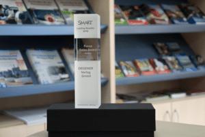 DEGENER Verlag von SMART als bester Fachhändler ausgezeichnet
