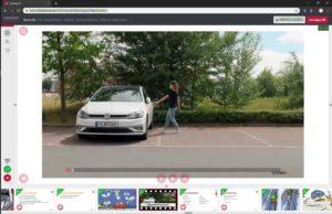 SCAN & TEACH® 360° RED ist komplett webbasiert, funktioniert plattformübergreifend und überall! © DEGENER