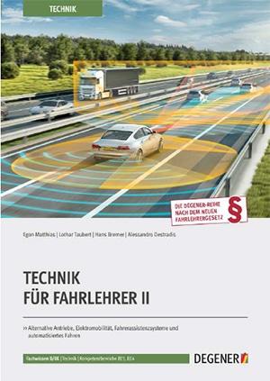 Ausführliche Erläuterungen zu Fahrerassistenzsystemen und autonomen Fahrzeugen, optimal für die Weiterbildung!