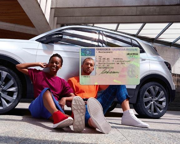 Das Volkswagen Junge Fahrer Programm