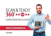 SCAN & TEACH 360° RED Benutzerhandbuch