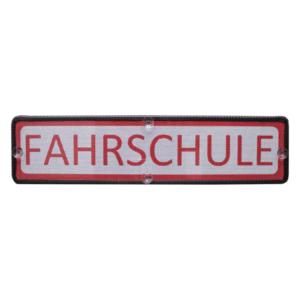 M6962-Heckscheiben-Saugschild-Fahrschule