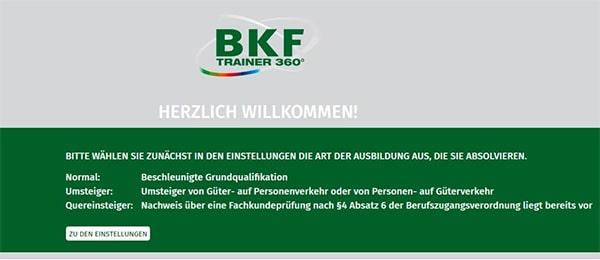 BKF-Umsteiger