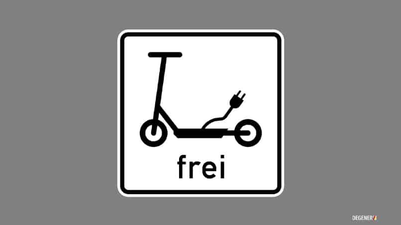 Umsetzung der Verordnung zur Teilnahme von Elektrokleinstfahrzeugen © DEGENER