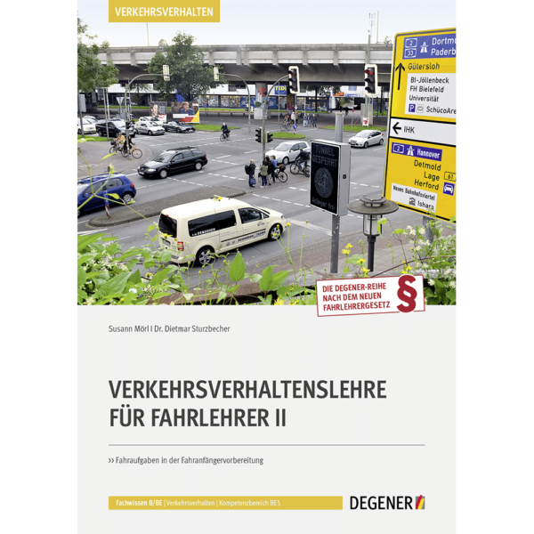 23802-DEGENER-Fahrlehrer-Bibliothek-Verkehrsverhaltenslehre-fuer-Fahrlehrer-II