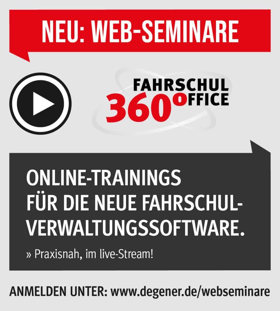 NEU: Web-Seminare