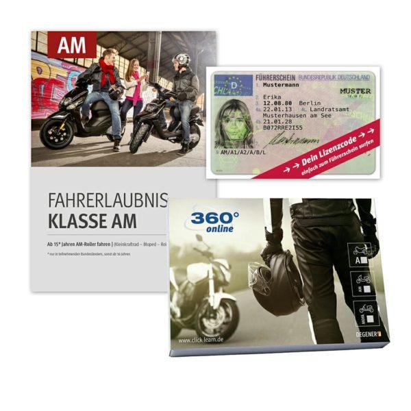 22715 Lernmittelset AM 360° online Premium