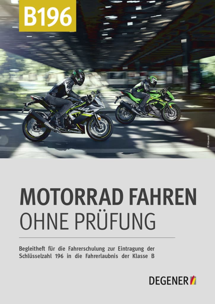 Titelbild DEGENER Broschüre B196